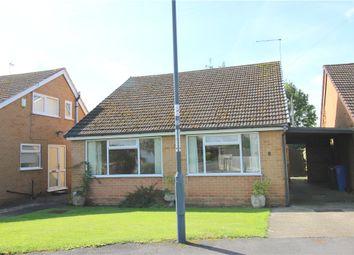 Thumbnail 3 bed detached bungalow for sale in Frazer Close, Spondon, Derby