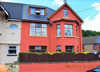 Thumbnail 6 bed semi-detached house for sale in Rheola Street, Mountain Ash