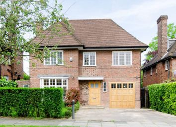 Thumbnail 5 bedroom detached house to rent in Kingsley Way, Hampstead Garden Suburb