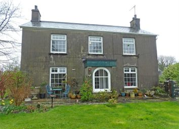 Thumbnail 6 bed detached house for sale in West Williamston, Kilgetty, Pembrokeshire