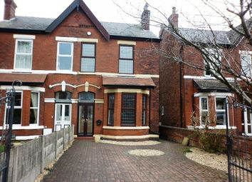 Thumbnail 3 bed semi-detached house to rent in Curzon Rd, Southport