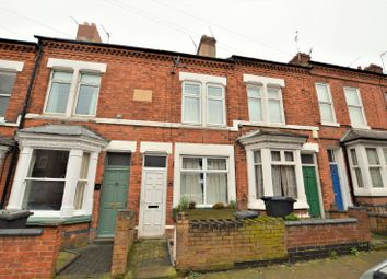 Thumbnail 2 bedroom terraced house to rent in St Leonards Road, Clarendon Park, Leicester