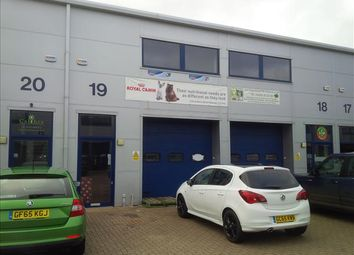 Thumbnail Light industrial to let in Unit 19 The Glenmore Centre, Orbital Park, Ashford, Kent