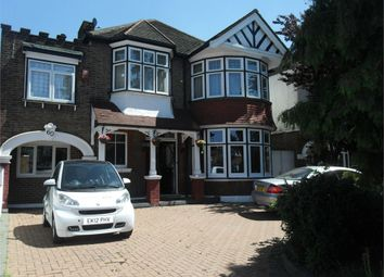 Thumbnail 5 bed detached house to rent in Gunnersbury Avenue, London