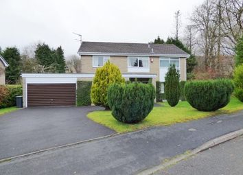Thumbnail 4 bed detached house for sale in The Paddock, Buxton, Derbyshire