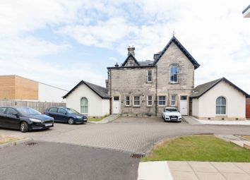 Thumbnail 3 bed flat for sale in Woodmill Road, Dunfermline, Fife