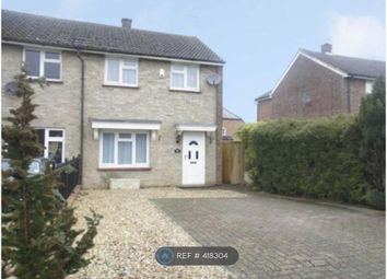 Thumbnail 2 bed end terrace house to rent in Ousebank Way, Stony Stratford, Milton Keynes