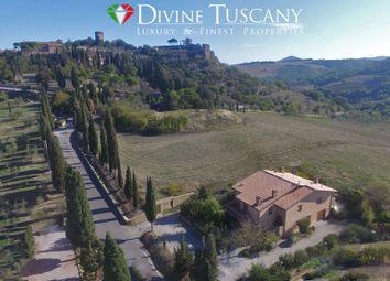 Thumbnail 5 bed villa for sale in Strada Comunale Pienza, Pienza, Siena, Tuscany, Italy