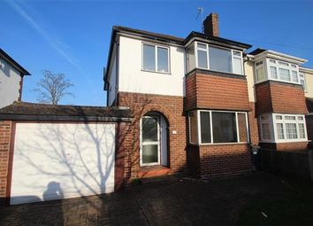 Thumbnail 3 bed semi-detached house to rent in Benedict Drive, Bedfont, Feltham
