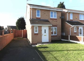Thumbnail 3 bed detached house for sale in Lyelake Gardens, Kirkby, Liverpool