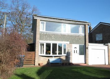 Thumbnail 3 bed detached house for sale in Fir Tree Drive, Howden Le Wear, Crook