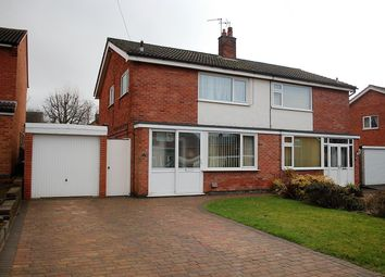 Thumbnail 3 bed semi-detached house for sale in Wycliffe Avenue, Barrow Upon Soar, Leicestershire