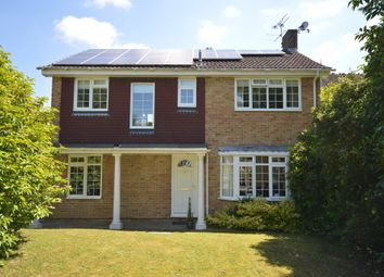 Thumbnail 4 bed detached house for sale in Knightwood Close, Reigate