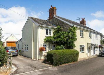 Thumbnail 3 bed cottage for sale in Colesbrook, Gillingham, Dorset