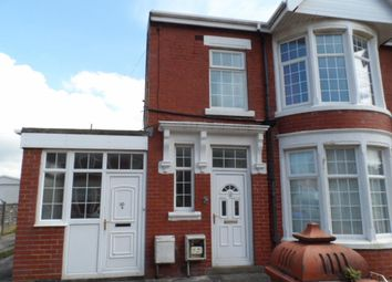 Thumbnail 1 bed flat to rent in Litchfield Road, Blackpool