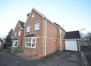 Thumbnail 5 bed detached house to rent in Hathaway Gardens, Basingstoke
