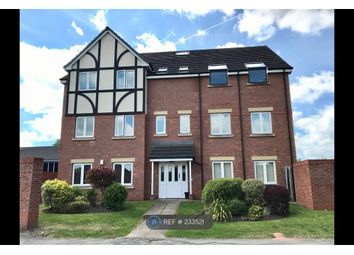 Thumbnail 2 bed flat to rent in Laburnum Court, Crewe