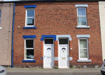 Thumbnail 2 bed town house to rent in 17 Peel Street, Carlisle