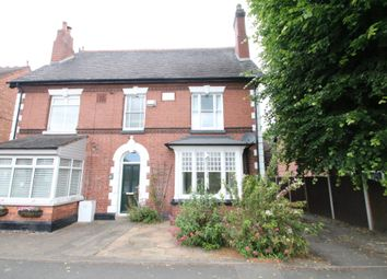 Thumbnail 3 bed semi-detached house for sale in Station Road, Polesworth, Tamworth