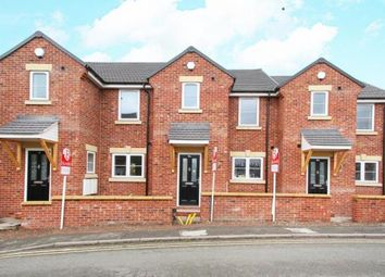 Thumbnail 3 bed end terrace house for sale in Pottery Mews, Barker Lane, Chesterfield