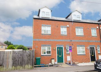 Thumbnail 3 bed end terrace house for sale in Alma Street, St James, Northampton