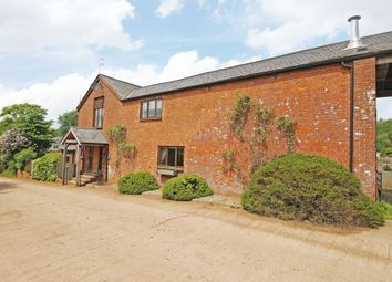 Thumbnail 4 bed barn conversion for sale in Perkins Village, Exeter