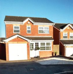 Thumbnail 3 bedroom detached house for sale in Checkley Road, Waterhayes, Newcastle