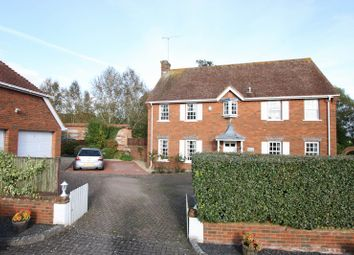 Thumbnail 5 bed detached house for sale in Penton Grafton, Andover, Hampshire