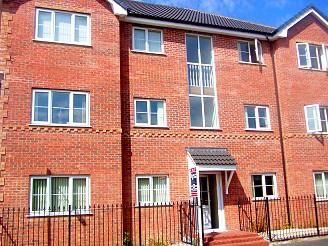Thumbnail 2 bedroom flat to rent in Gresham Court, Gresham Street, Bolton