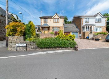 Thumbnail 4 bed detached house for sale in Manor Way, Abersychan, Pontypool, Monmouthshire.