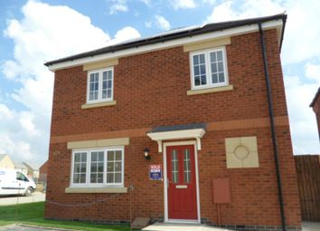 Thumbnail 3 bed detached house to rent in Aurora Way, Cardea, Peterborough