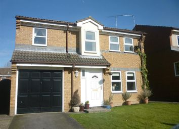 Thumbnail 4 bedroom property to rent in Lime Close, Marham, King's Lynn
