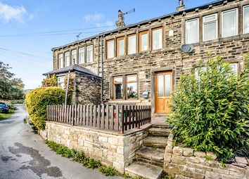 Thumbnail Terraced house for sale in Ridings Lane, Golcar, Huddersfield, West Yorkshire