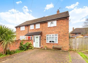 Thumbnail 2 bed semi-detached house for sale in Hambledown Road, Sidcup