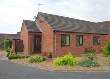 Thumbnail 2 bed semi-detached bungalow for sale in Bader Rise, Mattersey Thorpe, Doncaster