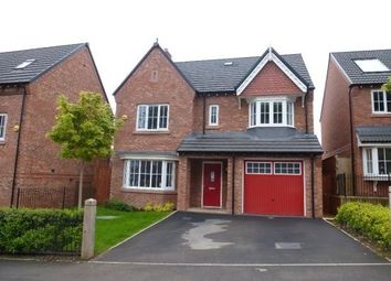 Thumbnail 5 bed detached house to rent in Duxbury Manor Way, Chorley
