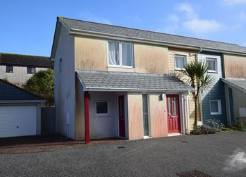 Thumbnail 2 bedroom flat for sale in Halvana, Redruth
