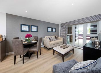 Thumbnail 2 bed flat for sale in Prime Place, Flambard Way, Godalming
