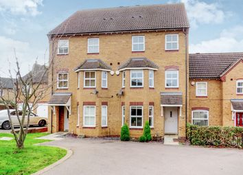 Thumbnail 3 bedroom town house for sale in Spencer Road, Wellingborough