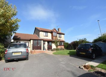 Thumbnail 5 bed detached house for sale in Sorrel Close, Thornbury, Bristol