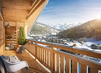 Thumbnail 3 bed apartment for sale in Le Grand-Bornand, Le Grand-Bornand, France