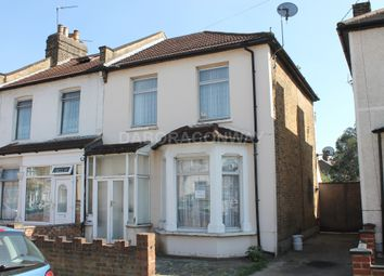 Thumbnail 3 bedroom end terrace house to rent in Grange Road, Ilford