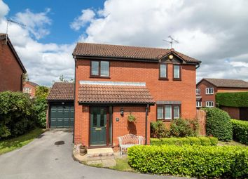 Thumbnail 3 bed detached house for sale in Hereford Mead, Fleet