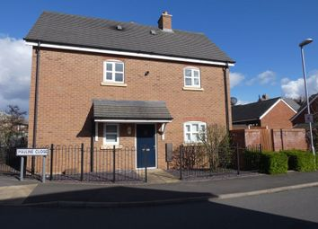 Thumbnail 3 bed terraced house to rent in 1 Pauline Close, Ketley, Telford