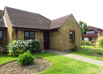Thumbnail 2 bedroom semi-detached bungalow for sale in The Cedars, Hailsham