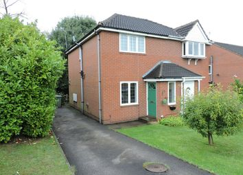 Thumbnail 2 bed detached house to rent in Maple Drive, Broadmeadows, South Normanton, Alfreton, Derbyshire