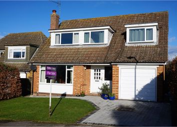 Thumbnail 4 bed detached house for sale in Forson Close, Tenterden