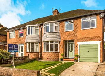Thumbnail 5 bed semi-detached house for sale in Coniston Drive, Handforth, Wilmslow
