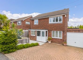 Thumbnail 4 bed property for sale in Woodland Avenue, Hove