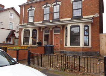 Thumbnail Block of flats for sale in Rotton Park Road, Edgbaston Birmingham